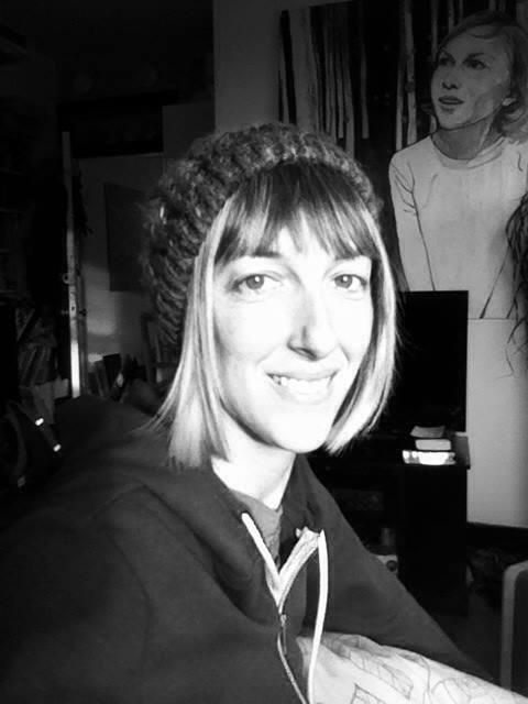 Suzanne Stewart: Artist in Residence
