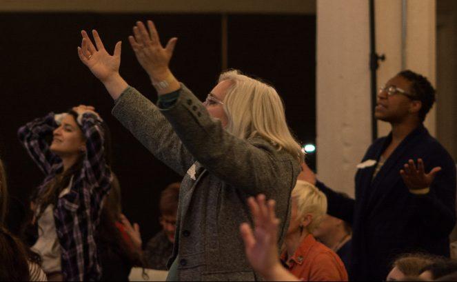 Worship at Deeply Rooted