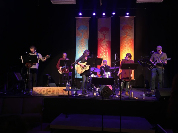 Worship at Deeply Rooted 2018